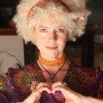 AfroDite Hippie Heart Mudra