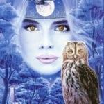 Moon Owl Priestess