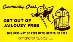 Get out of Jailousy Free Card