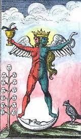 Alchemical Divine Androgyne