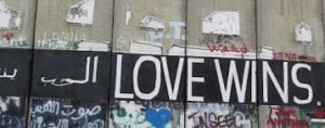 Love Wins Graffitti