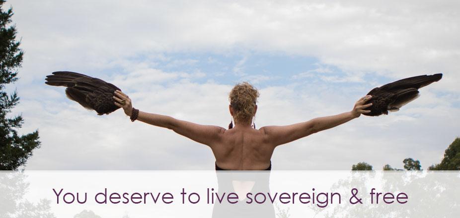 Sovereign & Free banner