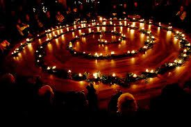 Healing Circle Candlelight