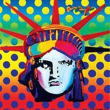 Pop Art - Statue of Liberty