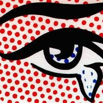 This is one of my favorite Roy LIchtenstein images.
